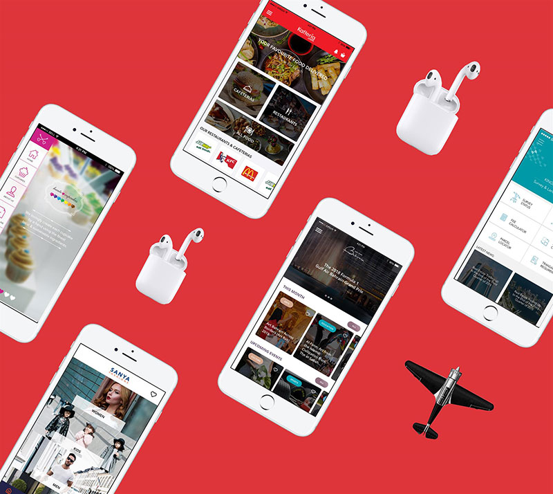 Mobile App Agency Bahrain | Android, iOS & Mobile App